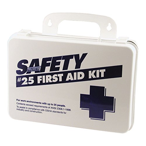 Diversitech FAK-25 First Aid Kit, 25-Unit