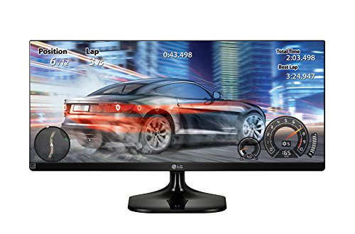 """LG 34UM58-P 34"""" Class 21:9 UltraWide Full HD IPS LED Monitor"""