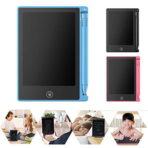 Ladiy Reusable Portable LCD Writing Tablet-Electronic Writing &Drawing Board Doodle Board,Handwriting Paper Drawing Tablet Gift for Home,School and Office from Ladiy