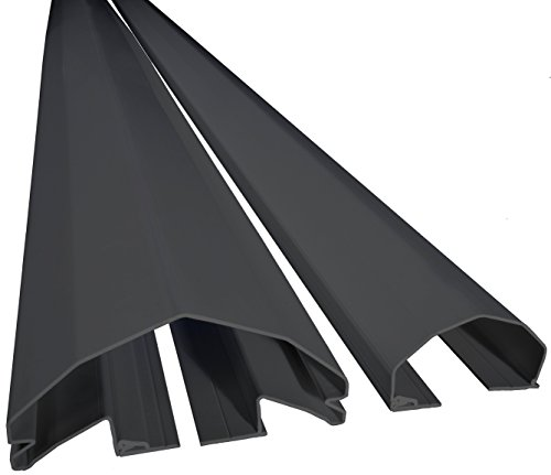 PINCHSHIELD PRO 70.9'' DARK GREY FOR 180 DEGREE DOORS by PINCHSHIELD.COM