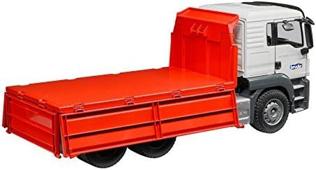 bruder 03765 TGS Kipp-LKW, Fahrzeug, Multicolor