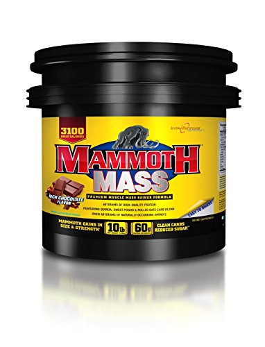 Mammoth Mass Vanilla 10lb