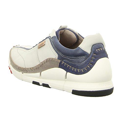 Pikolinos M5f-6084c1 Espuma+nautic - Zapatos de cordones de Piel para hombre espuma+nautic
