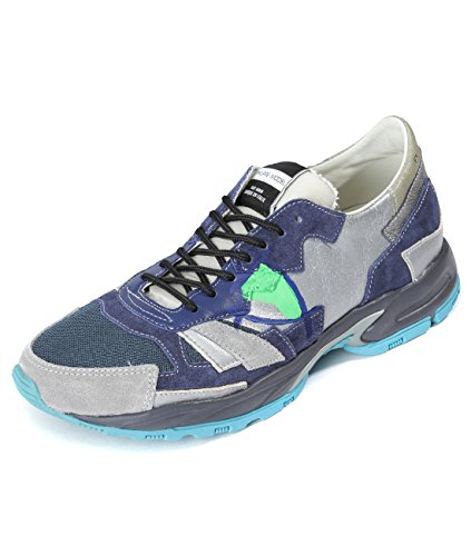 wiberlux-philippe-model-mens-vintage-running-shoes-patch-detail-43-navy-silver