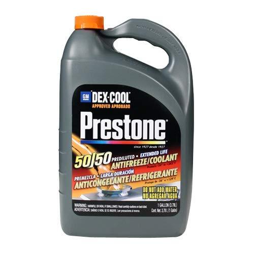 Prestone Dex-Cool Extended Life Antifreeze/Coolant