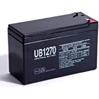 12v 7ah Replacement Battery for Honeywell Ademco DSC GE Alarm