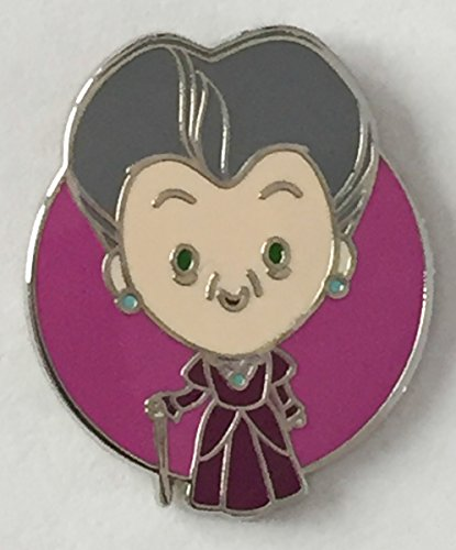 Disney Pin 117068 DLR World of Evil Mystery Collection ~ Lady Tremaine Pin Villain from Cinderella -