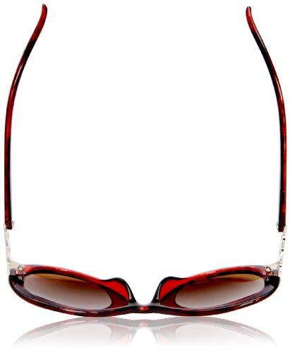Marrón de mujer Eyelevel para sol Gafas 8Tx6X