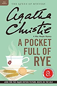 A Pocket Full of Rye: A Miss Marple Mystery (Miss Marple Mysteries Book 6)