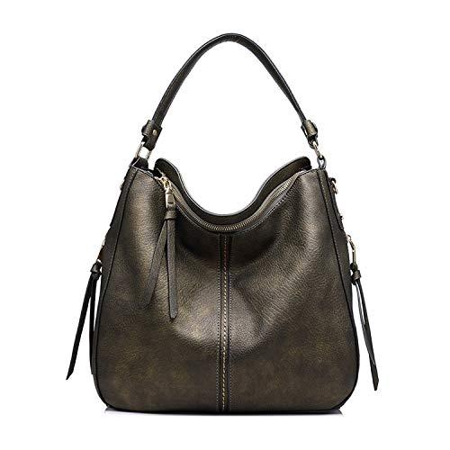 Louis Vuitton Zippy Organizer - Handbags women shoulder crossbody bag female casual large,copper,(30cm-Max Length-50cm)