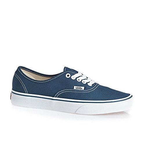 Vans Unisex-Erwachsene Authentic Sneakers Blau