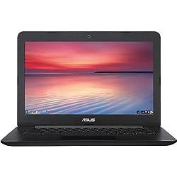 "Asus C300sa-ds02 Chromebook 13.3"" Hd (1366768) With 16gb Storage & 4gb Ram (Black)"