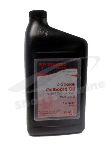 Premium 2-Stroke Oil Quart (2 Stroke Premium Outboard Oil)