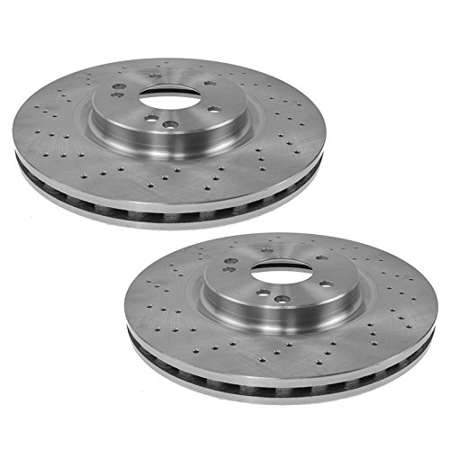 Clk350 brake rotor mercedes replacement brake rotors for Mercedes benz rotors replacement