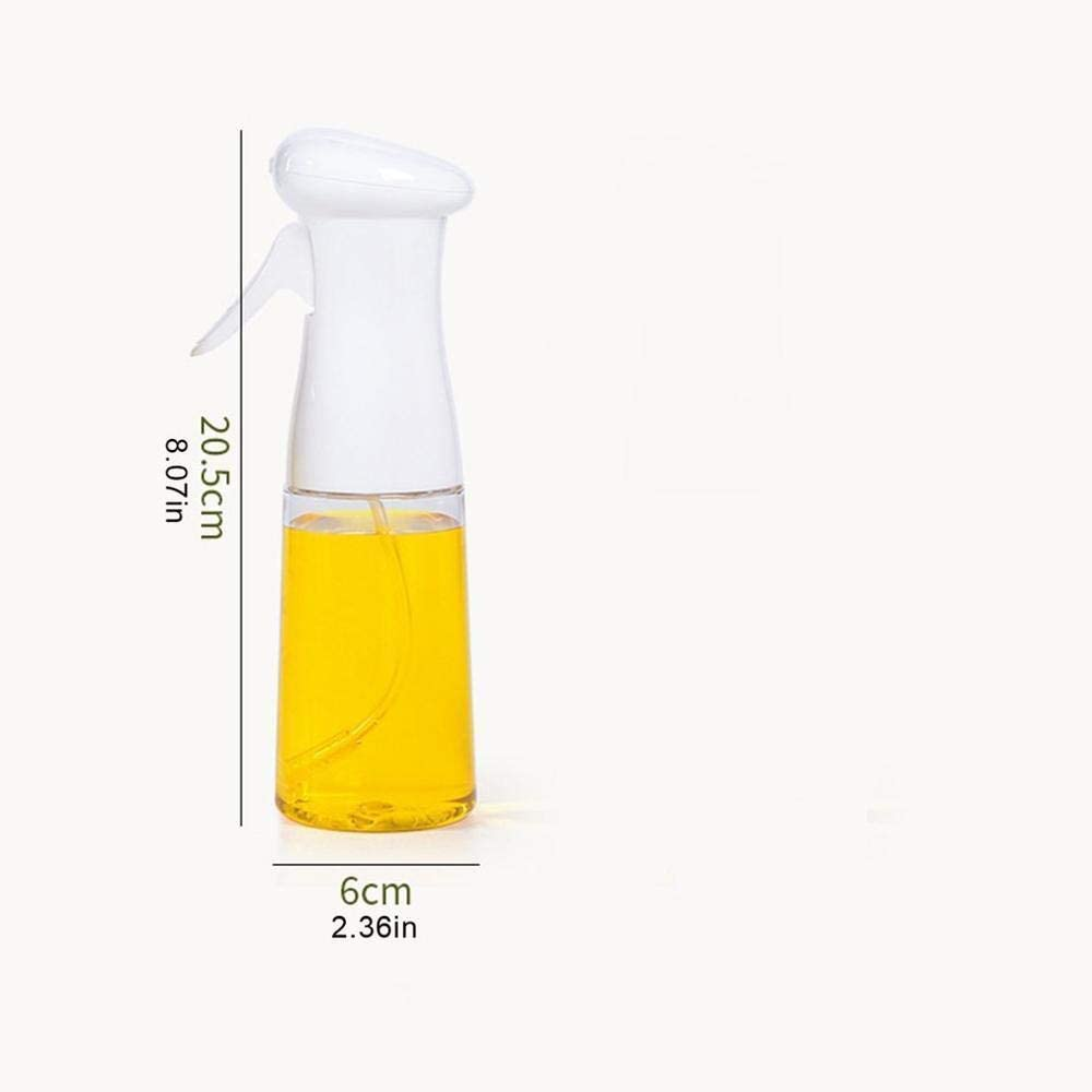 Maserfaliw Botella de Aceite Botella de Spray de Aceite Cocina Aceite de Oliva Aceite de riego Comestible Lata de riego hogar multifunci/ón aspersor de Aceite de Barbacoa Fitness Control de Aceite p