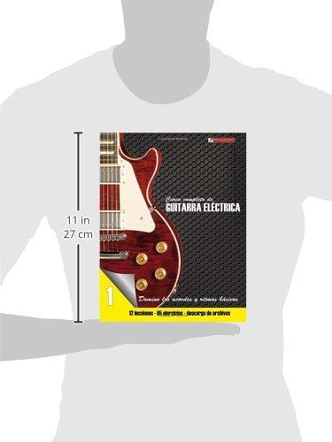 Curso completo de guitarra electrica nivel 1: Volume 1: Amazon.es ...