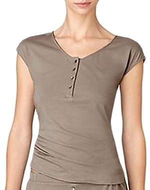 Calvin Klein Cap Sleeve Sleep Pajama Top