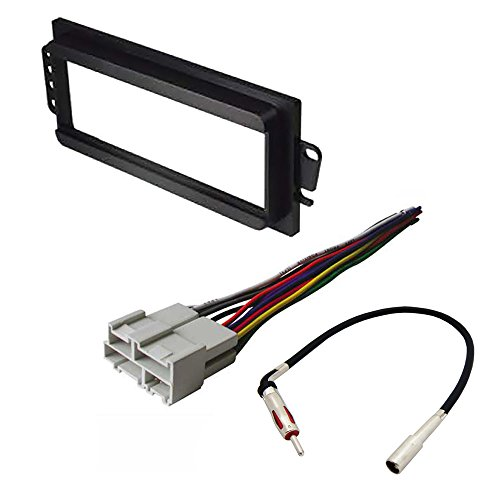 car-radio-stereo-radio-kit-dash-installation-mounting-wiring-harness-radio-antenna-chevrolet-gmc-isu
