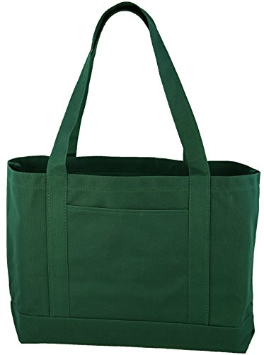 Daily Tote with Shoulder Length Handles and Outside ()