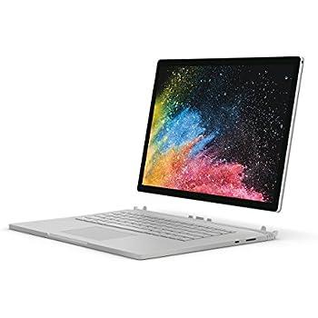 "Microsoft Surface Book 2 (Intel Core i7, 16GB RAM, 256GB) - 15"""