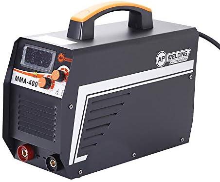 XMAGG® Máquina de Soldar Soldador de Arco Portátil Inversor DC Soldadora Inverter Adecuada 220V Portátil Hogar Soldadora Electrica