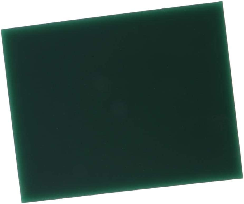 chiwanji Tavoletta Fai-da-Te Fai-da-Te A Forma di Cera Intagliata per Gioielli A Blocchi di Cera Intaglio 90x70x4.3mm