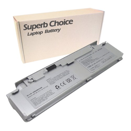 SONY VAIO VGN-P31ZK/R Laptop Battery - Premium Superb Choice® 4-cell Li-ion Battery