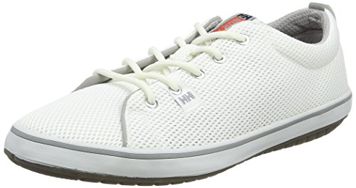 Helly Hansen 2018 Womens Scurry 2 Boat Shoe- 11206_002 OFF WHITE / LIGHT GREY