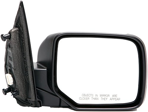 Honda Side View Mirrors - Dorman 955-1719 Honda Pilot Passenger Side Powered Fold Away Side View Mirror