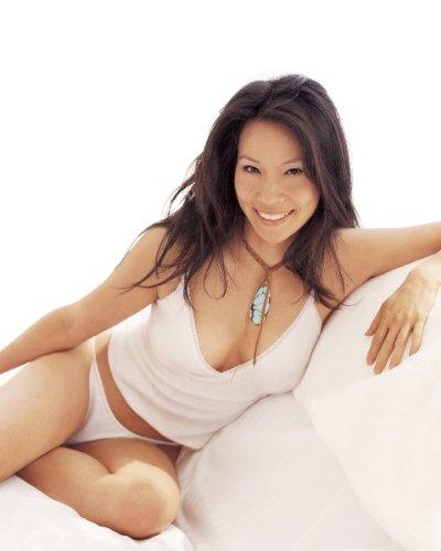 Lucy Liu Sexy In White 029 8x10 Photo