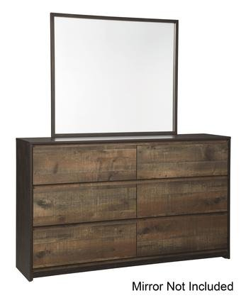 Signature Design by Ashley B320-31 Windlore Rustic Dresser, One Size