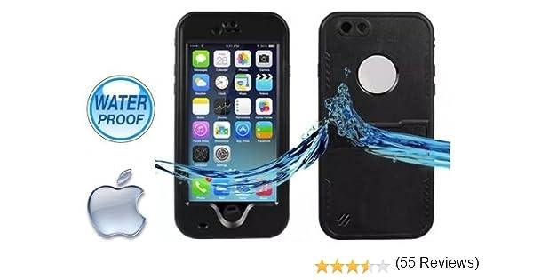 Funda acuática Sumergible Compatible con iPhone 6 Plus / 6S Plus ...