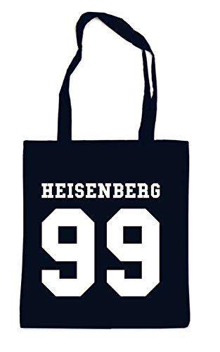 Heisenberg 99 Bag Black