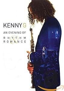 kenny g an evening of rhythm & romance dvd Italian Import