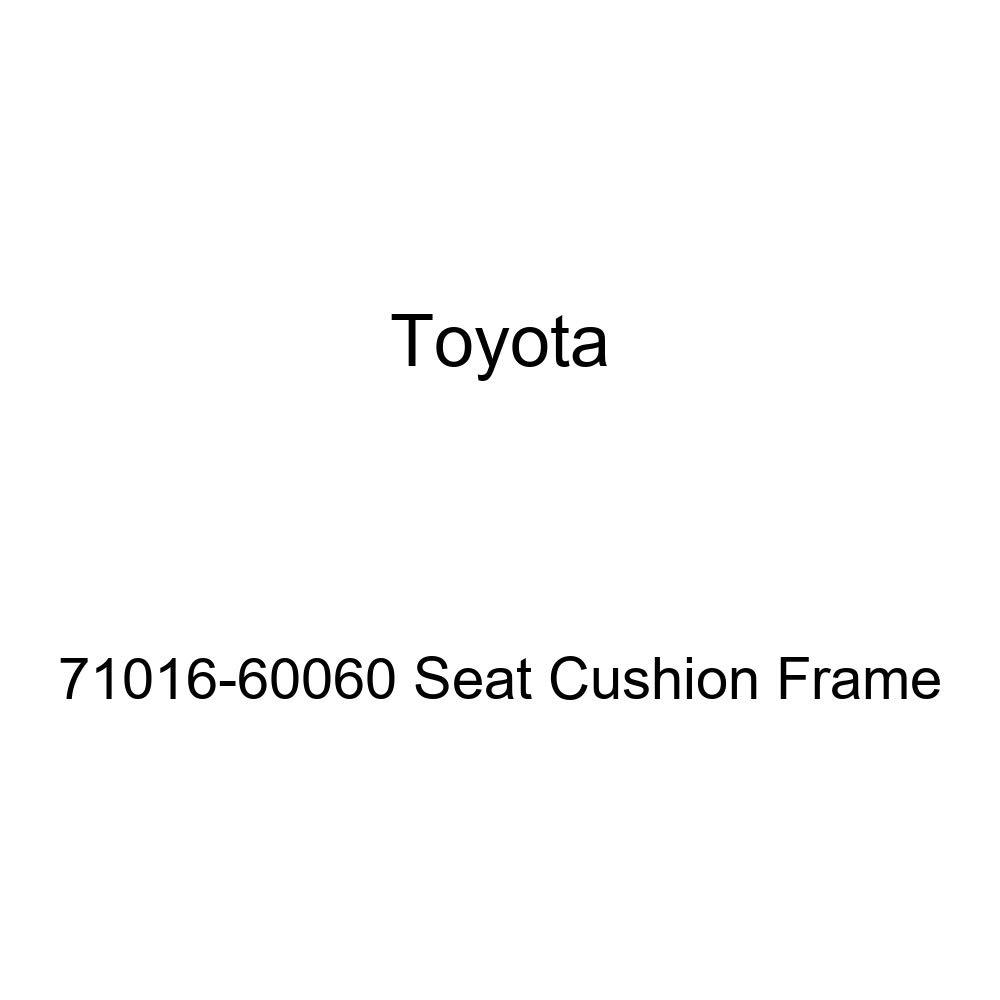 TOYOTA Genuine 71016-60060 Seat Cushion Frame