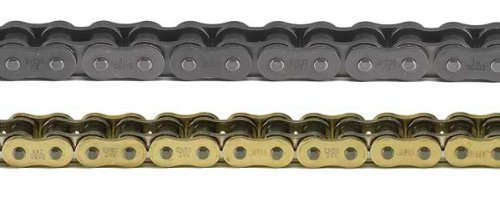 EK Motor Sport 630 Standard Series Chain - 96 Links - Natural , Chain Type: 630, Chain Length: 96, Color: Natural, Chain Application: All