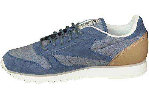 Reebok CL Leather Fleck AQ9722 AQ9722 Blau