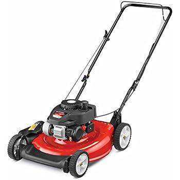 Amazon.com : Yard Machines 140cc 20-Inch Push Mower : Garden & Outdoor
