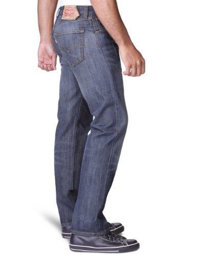 501 Uomo 1740 Jeans exposure Original Levi's Fit Blu TAqwTad