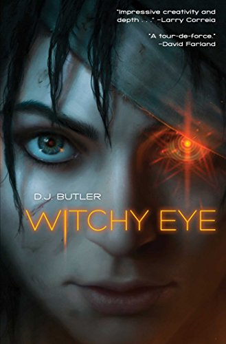 - Witchy Eye