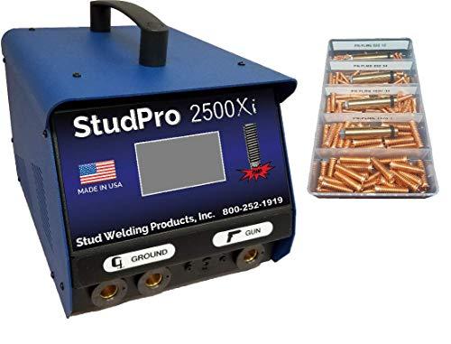 StudPro 2500XI Stud Welder 1/4″ Capacitor Discharge Welder