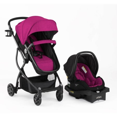 Evenflo Vive Sport Travel System Marianna Featuring The