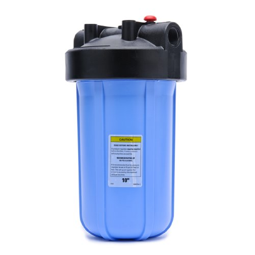 High volume water filter