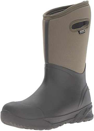 Bogs Men's Bozeman Tall-M Snow Boot - Olive - 9 D(M) US