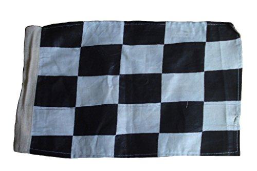 Checkered Flag - The Flags of Nascar - Racing Flag - 100% Cotton - 14