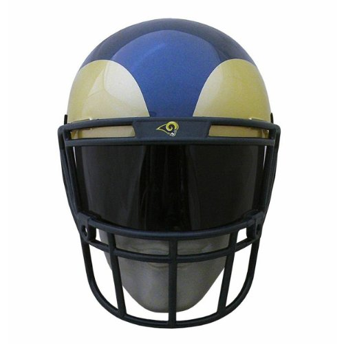 St Louis Rams Memorabilia (NFL St. Louis Rams Fan Mask)