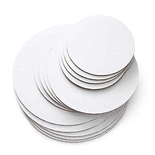 - Cake Board Circles GREASE PROOF - 6