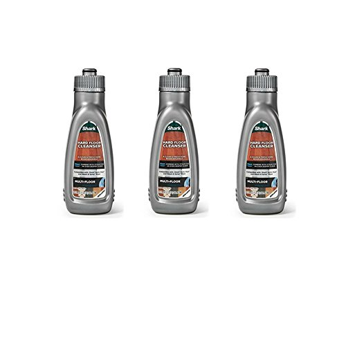 - Shark Steam Energized Multi-Floor Hard Floor Cleanser - New Look 20oz 3 Pack