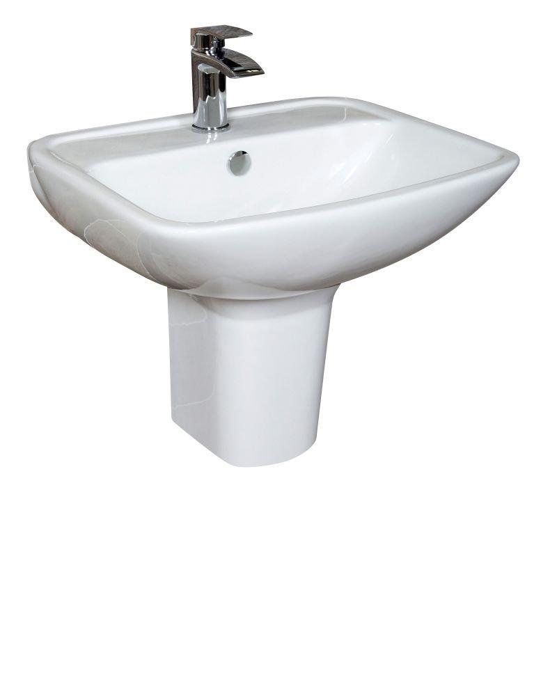 Taplow Basin & Semi Pedestal The Bath People