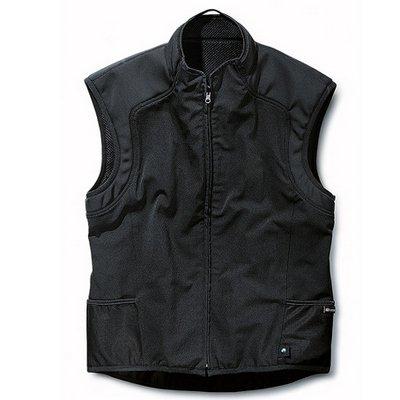 BMW Genuine Motorcycle AirVantage vest - Size- L - Color- black by BMW